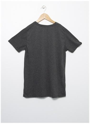 Funky Rocks Funky Rocks T-Shirt Antrasit